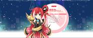RED's return