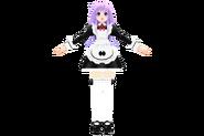 Hyperdimension neptunia v nepgear maid by xxnekochanofdoomxx-d5ojymu