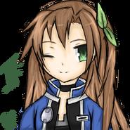 If hyperdimension neptunia tablet drawing by negaiboshijirachi-d4kogvh