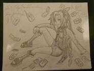 Hyperdimension neptunia if by zankai san-d5iqy0o