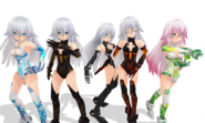 Black heart download by mmd rigger-d4ygzic