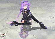 Hyperdimension neptunia rest by emy san-d5nqkiw