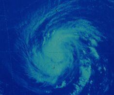 Hurricane Frances (1976)