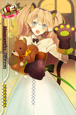 (Halloween 2016 Scout) Momosuke Oikawa LE