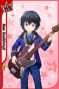 (Poison×Poisson) Ren Kashiwagi HN