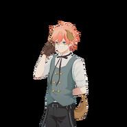 (Animal Teahouse Scout) Leon UR Transparent
