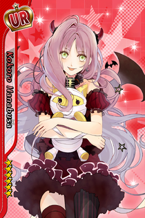 (Halloween scout) Kokoro Hanabusa UR
