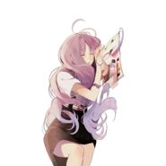 (Perfume) Kokoro Hanabusa GR Transparent