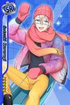 (Snowy Day Scout) Satsuki Kururugi SR