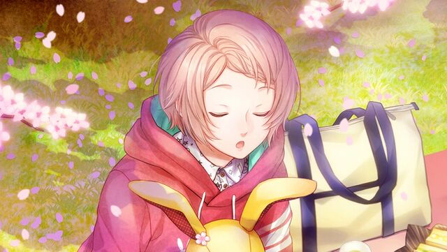 File:(Flower Viewing Scout) Kanata Minato LE Affection story 2.jpg
