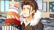 (Valentine's Day Scout) Tsubaki Rindo SR Affection story 1