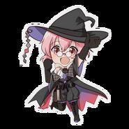 (Halloween 2016 Scout) Kyosuke Momoi SD Jump