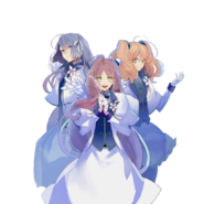 (creation) Kokoro Hanabusa GR Transparent