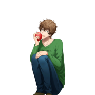 (Second Batch) Futami Akabane R Transparent