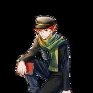 (Taisho Roman Scout) Tatsumi Madarao SR transparent