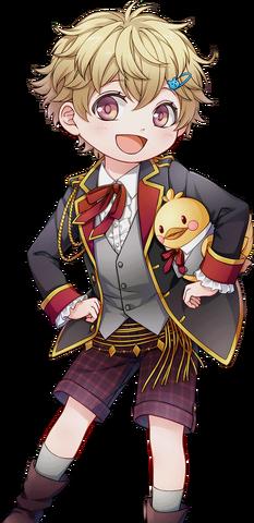 File:(Summer-colored Happy Smile) Akari Tori HN Transparent.png