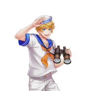 (Pool Scout) Seiya Aido UR Transparent