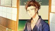 (Ifuurinzen, Samurai Tamashi!) Tsubaki Rindo LE affection story 7