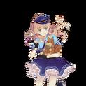 (Phantom Thief vs Police Scout) Momosuke Oikawa GR transparent