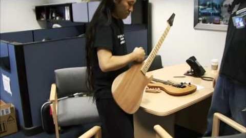 Ibanez E-Gen Guitars - 'The Making of' with Herman Li