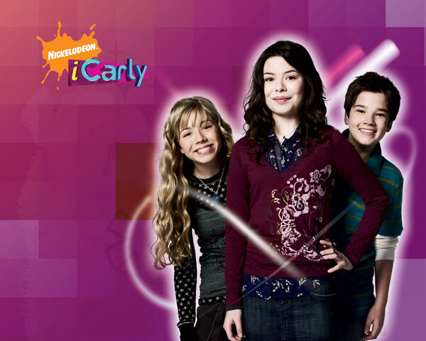 File:ICarly Logo with Purple Background!.jpg