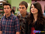 Freddie, Carly, and Calab
