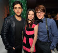 Miranda with Drake and Josh