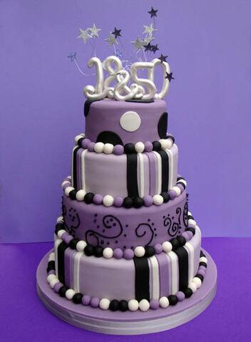 File:Joint 18th 50th Birthday Cake-main.jpg