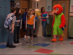 ICarly 1-15; Mrs Gatlin in the Chicken Suit