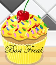 Bori FreakCupcake