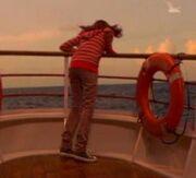 Missy on board