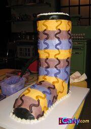 Socko's cake