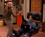 Seddie high five iPT