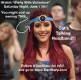 CatsHeadband iCarly