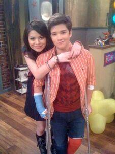 Nathan & Miranda saved your life