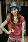 Carly Shay em iPilot