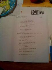 ICarly Script