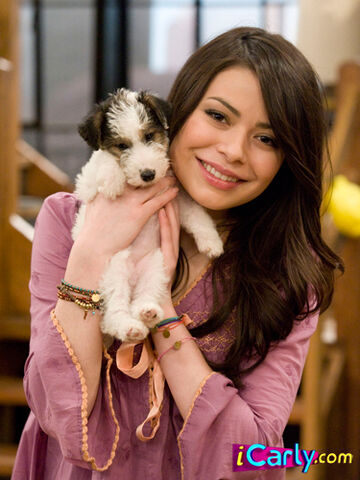 File:Carly with puppy.jpg