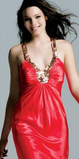 Interesting-Peacock-V-neck-Prom-Dress-Design