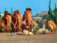 Ice Age The Great Egg-Scapade Scrat