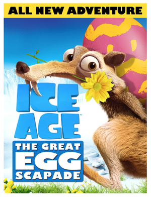 Ice Age- The Great Egg-Scapade
