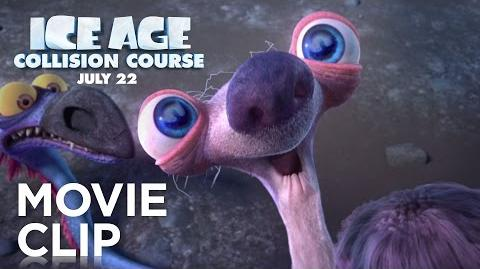 "Ice Age Collision Course ""Kidnapping Granny"" Clip"