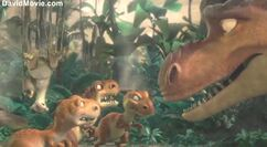 Baby Dinos vs Momma