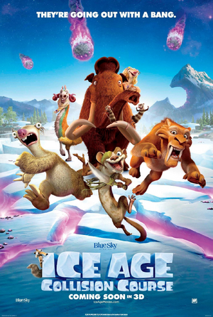 Watch Ice Age: Collision Course (2016) Full English Movie Online and Download
