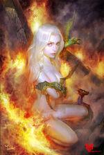 Daenerys targareyen by teiiku