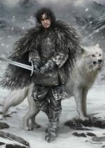 Jon Snow (fdasuarez)