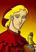 424px-Ser Lancel Lannister TheMico
