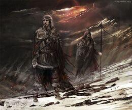 Mance Rayder by Filipe Ferreira