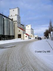 Crystal City, Manitoba