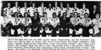 1963-64 WHL (minor pro) Season